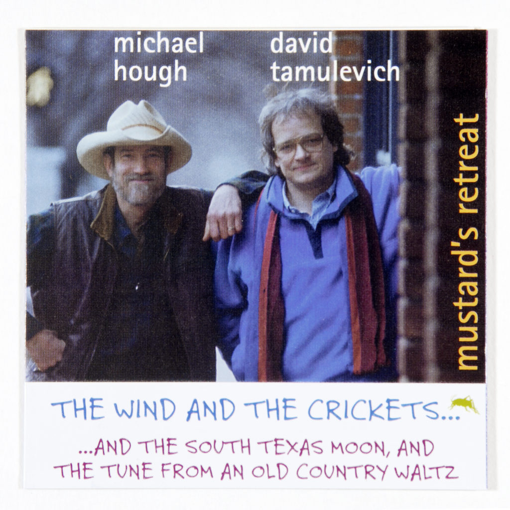 05 The Wind and the Crickets